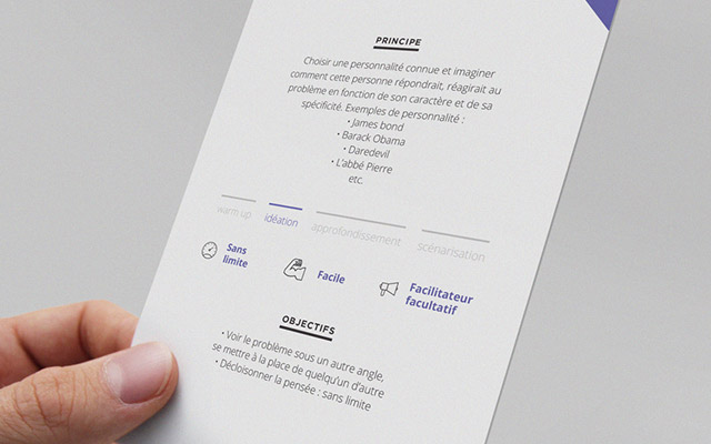 Projet UX cards